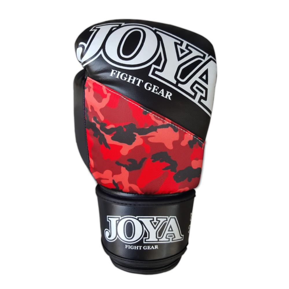 Joya Bokshandschoenen Camo Red