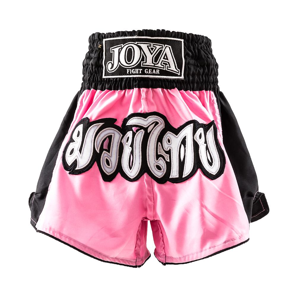 joya junior kickboksbroek roze