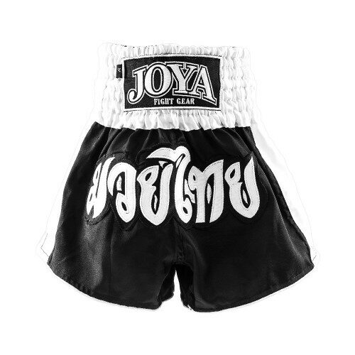 joya junior kickboksbroek zwart