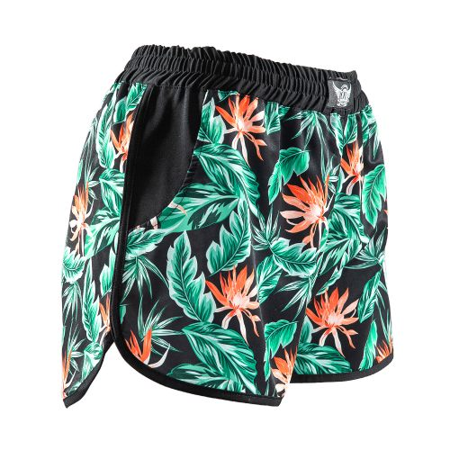 joya tropical kickboksbroek dames