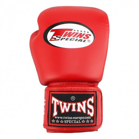 Twins bokshandschoen bgvl 3 rood