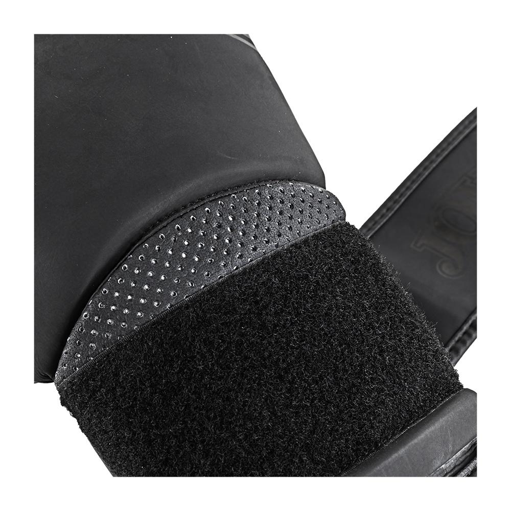 Joya Metal Bokshandschoen Zwart