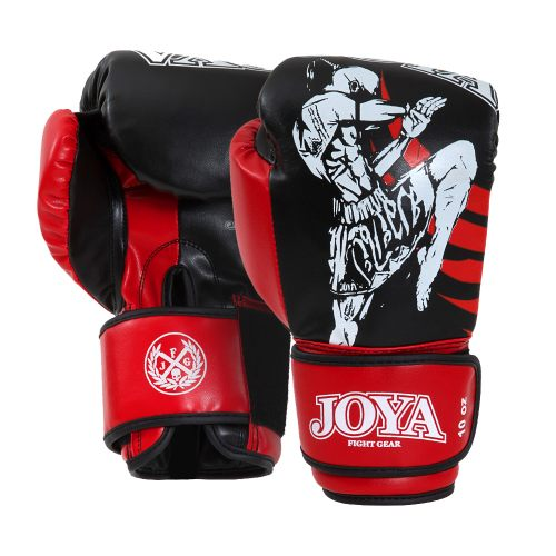 Joya Fighter Junior Bokshandschoen Rood
