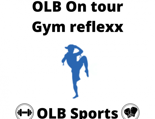 OLB on tour Gym reflexx