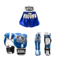 Joya junior kickboks set blauw