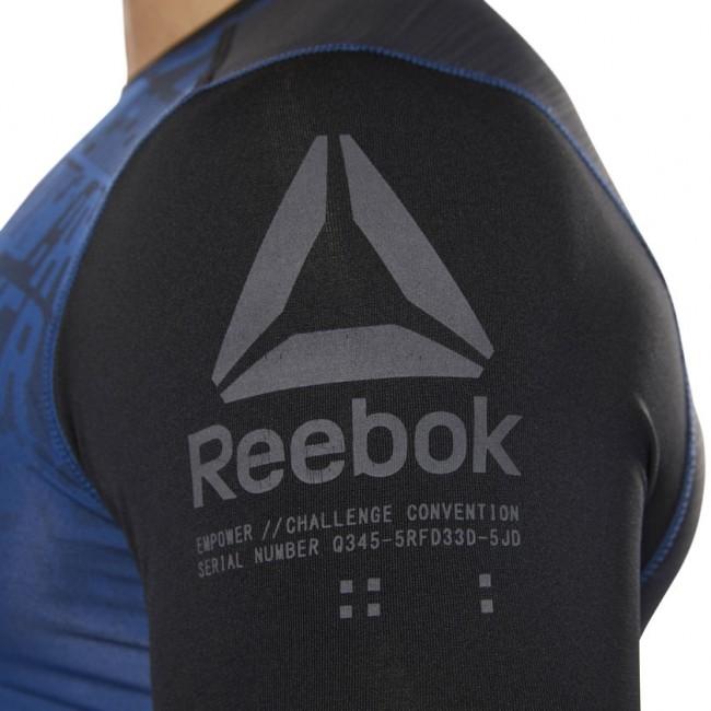 Reebok compression rashguard