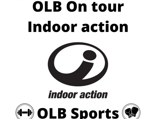 OLB on tour Indoor action