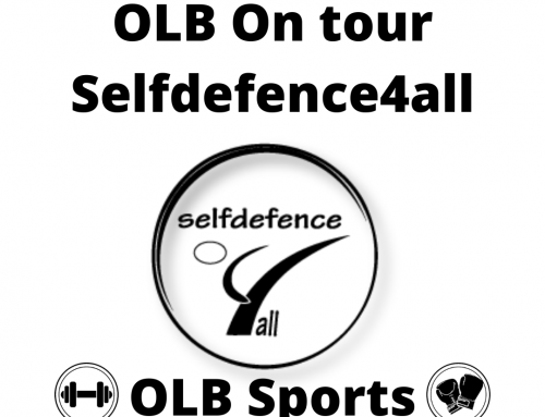 OLB on tour Selfdefence4all