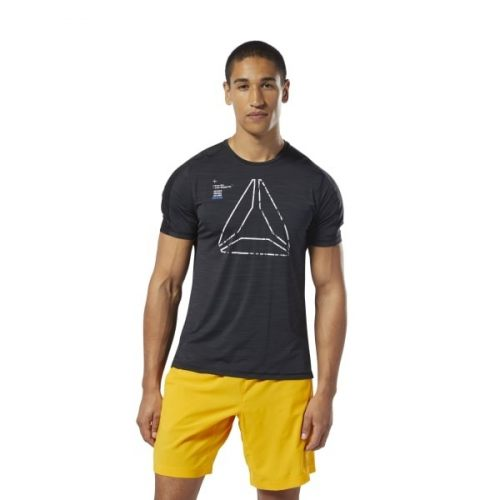 reebok activchill graphic shirt