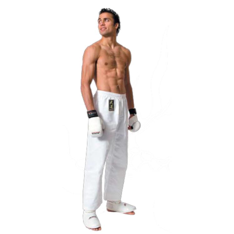 Joya karate broek wit