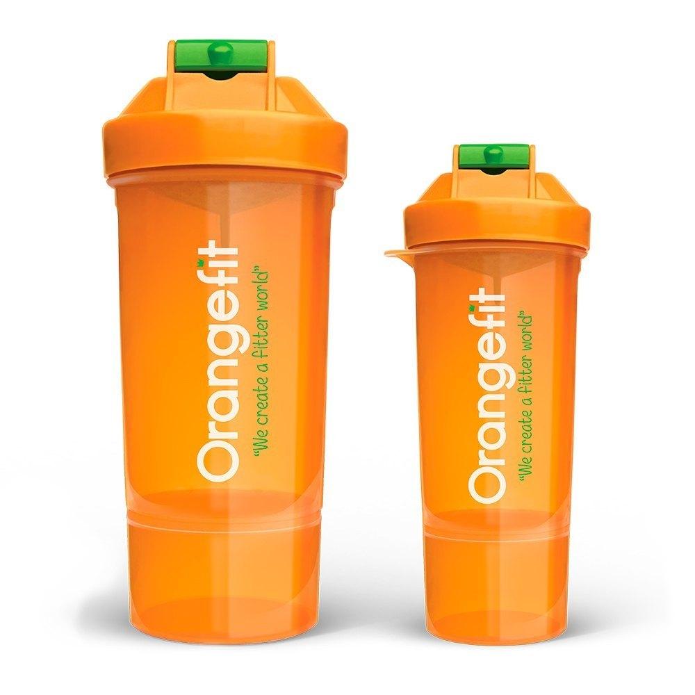 Orangefit shake beker