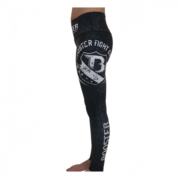 Booster spats