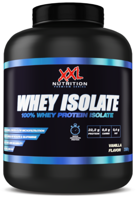 XXL Nutrition whey isolaat