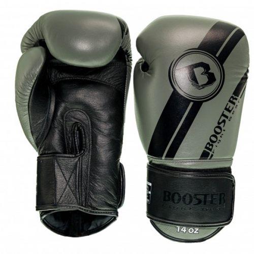 Booster bokshandschoen v3 zwart/grijs