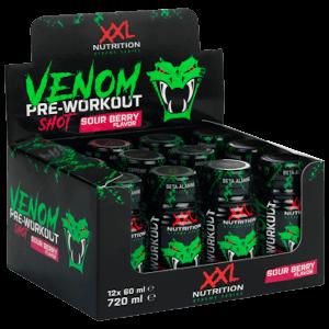 Venom shots