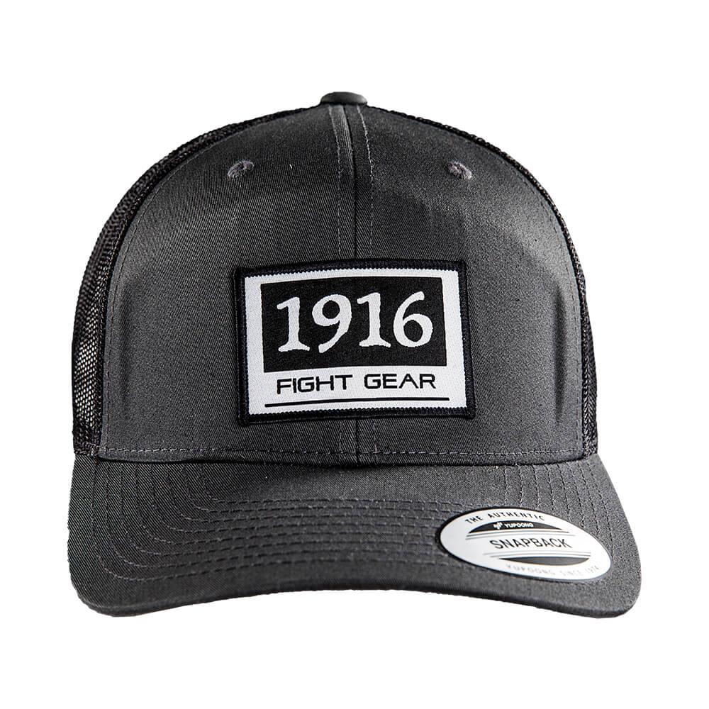 1916 Truckers Pet Grijs/Grijs
