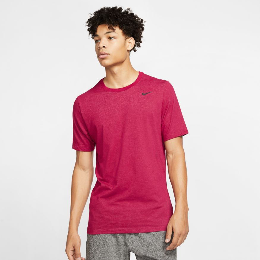 Nike training shirt rood