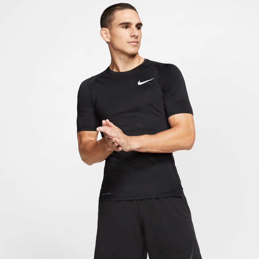 Nike Pro Training Top Zwart