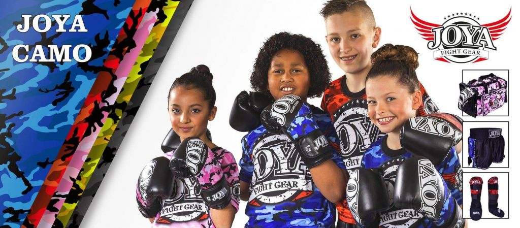 Joya fight gear kids