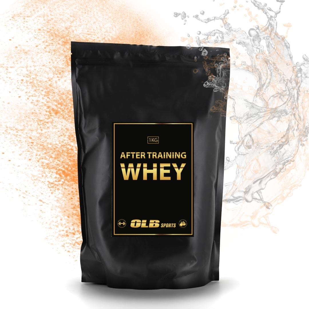 OLB Sports after training whey
