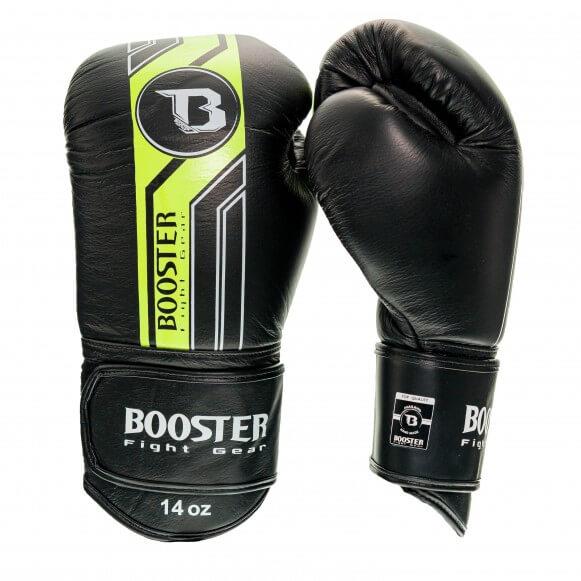 Booster Bokshandschoen BGLV9 Zwart/Neon