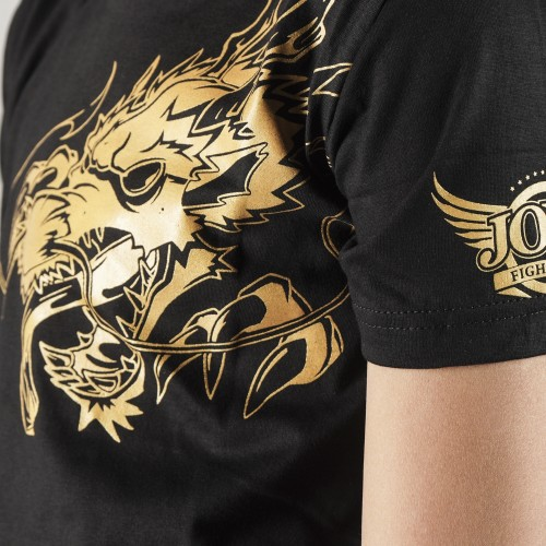 Joya shirt dragon goud