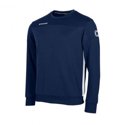 Stanno Pride Top Round Neck Navy Blauw